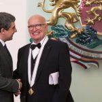 Почетният Консул Проф. Д-р Имайер даде безословната си подкрепа за туризма без бариери