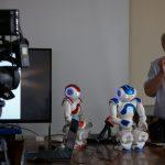 Сервизни роботи помагат на деца в обучението и на хора с увреждания